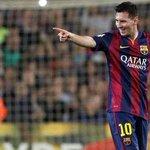 [#Liga] 9 des 12 derniers buts de Lionel Messi ont été inscrit du pied droit ! #MauvaisPied http://t.co/jGHKOrVhWe