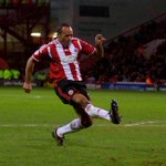 Chris OGrady slots home his first Blades goal. #sufc #twitterblades http://t.co/bh8YBZBA6d