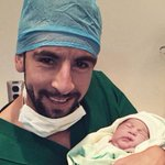 Congratulations also to @MauricioIsla on the birth of his daughter Martina #QPR http://t.co/si52DMuIOx