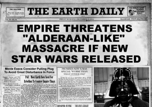 oh damn! shit just got serious! #starwars http://t.co/fAicjx8o2s