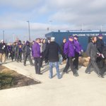 @MinnStFootball arriving at Sporting Park for NCAA Championship! http://t.co/ZWHTsVsuUF