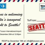 Welcoming @Delta inaugural flight to Seattle today! http://t.co/PGohi88qa4