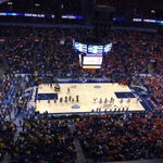 MT @Morgan_Uber: Theres more orange than gold represented at this #BragginRights game at the Scottrade Center. http://t.co/zWLMkGq8Rv