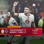 MAÇ SONUCU: Galatasaray 3-2 Mersin İdman Yurdu http://t.co/NfUBY5xlha