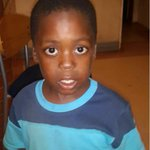 6 year old Tiisetso Serumula from Jhb lost around Mabopane. He is at mabopane saps 0127021375. Pls spread. http://t.co/c9U5K0UVkq