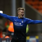 Bournemouth are top of the Championship after thrashing Blackpool 6-1 http://t.co/oFsbxULvwf http://t.co/xn1O9u0I6x