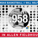 Get this. @CoachBillSelf is 92-4 against non-conference opponents in Allen Fieldhouse. #payheed http://t.co/4g6KI2LxSS