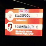 Well I might have missed @bcfc but I loved the Blackpool lights today @afcbournemouth magnificent http://t.co/2SKSOfKKWs