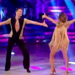 #scdfinal: @carolineflack1 leaves Craig Revel Horwood SPEECHLESS #StrictlyFinal http://t.co/HElHINfyBf http://t.co/mJjHzBGtrF