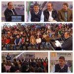 Arranque de obra Par Vial Independencia - Revolución en #Torreón. Más obra para #Coahuila @mrikelme http://t.co/hAQHbUxN8o