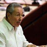 Raúl Castro aseguró que #Cuba seguirá siendo socialista y no dejará sola a #Venezuela http://t.co/TkN8APIhQ8 http://t.co/DjlYIrIjZc
