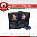 RT for Sakic! Favorite for Roy! For a chance to win #HockeyHolidays #NHL15 #HUT http://t.co/USIIE6Q9lm