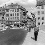 Ta en titt på denna bild. Här ligger i dag Sergels torg. Se SvD:s 30 kortfilmer om Stockholm. http://t.co/7RGWdwgSR9 http://t.co/jY4jXVYOLI