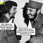 #cuba Una de las profecías de Fidel, allá en tiempos de la Revolución. http://t.co/20VguSNy4i