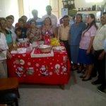 """#Zaruma   Integrantes de la Asociación de personas con discapacidad """"Vida y Esperanza"""" celebraron Navidad @dunquer25 http://t.co/ZO0hKteFNg"""