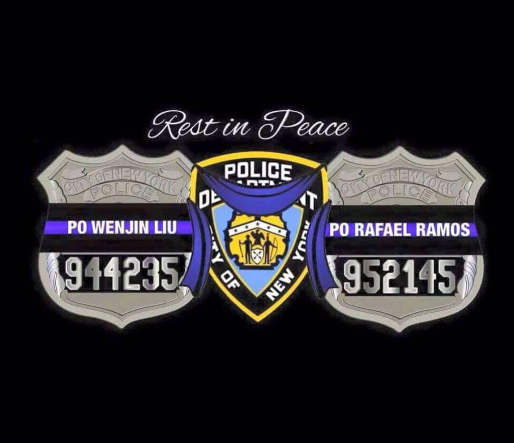 Sending prayers to the #NYPD and the family & loved ones of these fallen police officers. http://t.co/LiPdi9xZMF