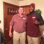Glad to announce that Ill be taking my talents to Virginia Tech!! #GoHokies http://t.co/NpVFTxYtKk