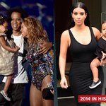 Celeb royal babies Blue Ivy + North West killed it this year, but which one wins 2014? http://t.co/AgvjvNhv1O http://t.co/YaYQraWMpy