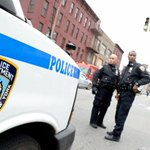 Nos prières vont à nos camarades du NYPD qui ont été abattus aujourdhui à Brooklyn dans le cadre de leurs fonctions http://t.co/ciijSEu77g