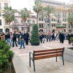 Pues aqui os dejo una de hoy de @ExpiracionH en la plaza de las monjas... OLE!😍 http://t.co/dgoDcmJCFd