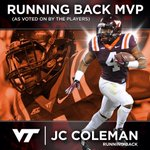 Congrats to @jc_coleman4 . #Tough #Competitor #Resilient . One more game to go ! http://t.co/FySC0bpjoy