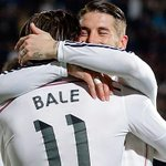 ¡¡FINAL!! Real Madrid 2 - 0 San Lorenzo (Ramos, 36; Bale, 51) #RealMadridvsSAN #RMLive http://t.co/YfVFgQDPiH