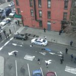UPDATE: local media reporting, both NYPD Officers are Dead on Arrival #BREAKING http://t.co/STU3UzGm8X
