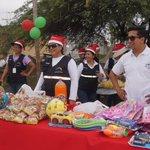 LLegó con la navidad para los niños de la Isla #Pongalillo, cantón @SantaRosa, provincia de El Oro @JuanPabloPozoB http://t.co/eiTODWCdX3