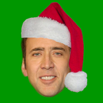 Nothing says Christmas quite like jolly old Saint Nic Cage http://t.co/9eqgU9CGw2