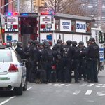 "Raw video shows NYPD shooting investigation; 2officers shot ""ambush-style,"" critically injured http://t.co/Ve4gIaAOIF http://t.co/kklmH10izX"