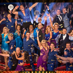 """We are family!"" The Strictly Come Dancing Class of 2014. #SCDFinal http://t.co/3e4v614d3n"