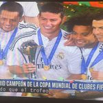Que bien @jamesdrodriguez grande Colombiano!! Campeón????????⚽️ http://t.co/S4vaifavKd