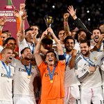 WE ARE THE WORLD CHAMPIONS! HALA MADRID!! http://t.co/di7rDWOdxD