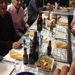 Cena de Navidad| En MULTISPORT, cena de equipo . http://t.co/bt3tQSBDgb