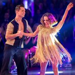 Hat-trick of perfect scores see TV presenter Caroline Flack claim Strictly Come Dancing title http://t.co/SfZY6BZHSb http://t.co/8kbvHqcLB6