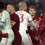[Review] http://t.co/cksEFLHeYn - Roma Buntu Hadapi 10 Pemain Milan http://t.co/C4DqXN3CP1