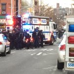 DEVELOPING: Two New York police officers shot, killed in apparent ambush >> http://t.co/qyeip5kJ8p http://t.co/jyiMmf6fOV