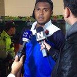 Noticias @Telemedellin estuvo presente en la llegada de @DIM_Oficial a Bogotá. A las 7:25 más detalles http://t.co/7PahrgXHb7