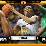 Final Score: No. 22/18 WVU 69, Marshall 56 #HailWV http://t.co/beEsysST9P