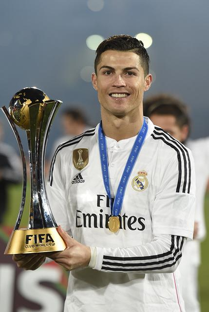 RT @Cristiano: Another important trophy for the team. The Club World Cup is ours. Hala Madrid! http://t.co/JqsrtAM7IM