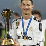 Another important trophy for the team. The Club World Cup is ours. Hala Madrid! http://t.co/JqsrtAM7IM