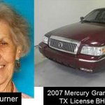 ACTIVE SILVER ALERT for Leila Turner from Austin, TX, on 12/20/14, TX plate number BH8N563 http://t.co/EX3aCrUzsO