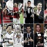 C.Ronaldo est devenu le 1er joueur de lhistoire à remporter tous les trophées possibles avec 2 clubs différents ! http://t.co/bh7cpUe53P