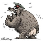 Slovak cartoonist Shooty on Russia (via @balazsjarabik): http://t.co/maNUVmXypG