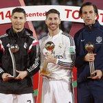 #MundialdeClubes: #SergioRamos, galardonado con el #BalóndeOro ➤➤➤ http://t.co/3Obpf9W3PL http://t.co/gkyLOS16hz