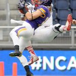 Defense started off really good. INT by @msumavericks Otto in the first half. http://t.co/WMljOlXEbG