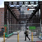 With bridge closed, future unclear for Old Northern Avenue link to the past http://t.co/3ASFSCTbPl http://t.co/igaA3DYnhY