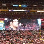 RT @katyump: . @luccadoes performing at the Redskins game!! http://t.co/b1TwSD7Wrx