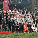 ¡Qué grande es ser del Real Madrid! #HalaMadrid y nada más http://t.co/EFCRtQ8Mp7