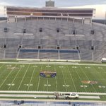 Field painted today at the @AZOLibertyBowl #AZLB56 http://t.co/kfPhASEPAm